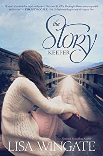 Book Cover: The story keeper
