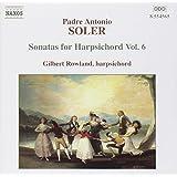 Sonatas for Harpsichord Vol. 6