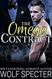 The Omega Contract (M/M Gay Shifter Mpreg Romance) (English Edition)