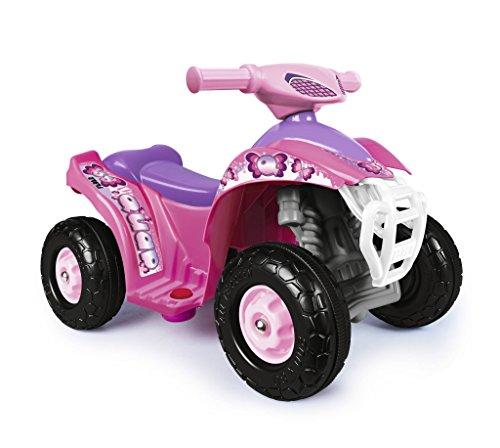Famosa 800007470 - Feber Racing Girl Quad Elettrico, Un Posto, 6 V