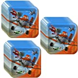 Disney Planes Party Lunch/Dinner Plates - 24 Guests