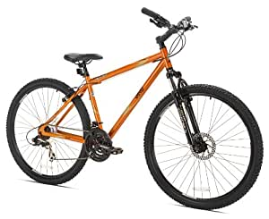 Jeep 29er Comanche Mountain Bike (18.5 Inch, Satin Copper)