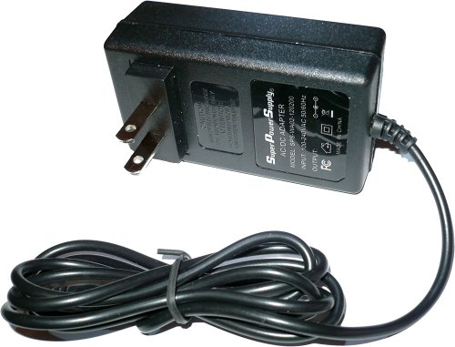 Super Power Supply® AC / DC Adapter Charger Cord 12V 1.5A (1500mA) 5.5mm x 2.1mm Wall Barrel Plug 5.5x2.1mm