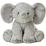 Aurora World Baby Noah's Ark Plush Toy, Elephant