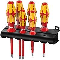 Wera Kraftform Plus 160i/6 6 Piece Insulated Professional Screwdriver Set