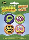 Moshi Monsters Moshling Badge Pack