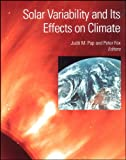 img - for Solar Variability and Its Effect on Climate (Geophysical Monograph Series) book / textbook / text book
