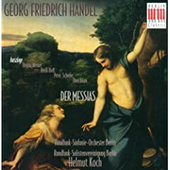 "Messiah, HWV 56: No. 41, Air ""Thou shalt break them with a rod of iron"""