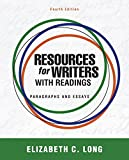Resources for Writers with Readings Plus MyWritingLab with Pearson eText --Access Card Package (4th Edition)