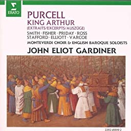 Purcell: King Arthur (Excerpts)