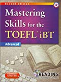 img - for Mastering Skills for the TOEFL iBT, 2nd Edition Advanced Reading (w/MP3 CD and Answer Key) book / textbook / text book