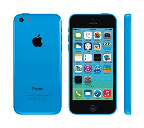 Apple iPhone 5c 8GB (Blue) – Verizon Wireless