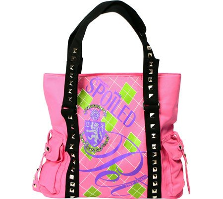 Penthouse Women's Canvas Tote Bag Informal Handbag