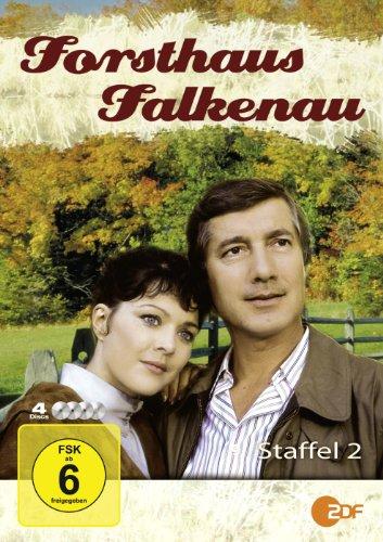 Forsthaus Falkenau - Staffel 2 (Jumbo Amaray - 4 DVDs)