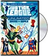 Justice League Unlimited: Saving the World - DC Comics Kids Collection