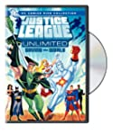 Justice League Unlimited: Saving The...