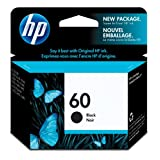 "HP 60 Black Original Ink Cartridge (Office Product) newly tagged ""home"""