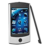 Trio Rhythm 2.8-inch Touchscreen 4GB MP3 MP4 USB Music Video Player - Silver