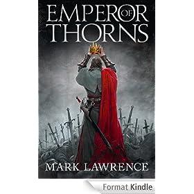 Emperor of Thorns (The Broken Empire, Book 3)
