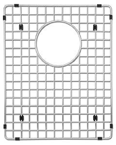 Blanco 223189 Stainless Steel Sink Grid, Fits Precision and Precision 10 1-3/4 Bowl right bowl , Stainless Steel