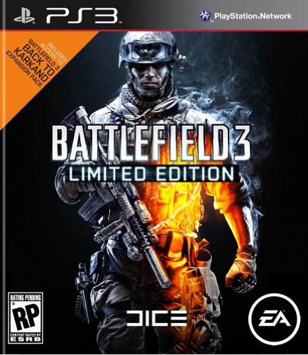 Battlefield 3 &#8211; Limited Edition
