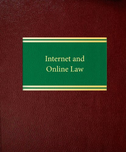 Internet and Online Law (Commercial Law Series)
