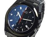 グッチ GUCCI パンテオン PANTHEON クオーツ メンズ腕時計 YA115237[逆輸入品]