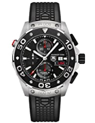 NEW TAG HEUER AQUARACER CALIBRE 16 500M AUTOMATIC LIMITED EDITION TEAM USA 34th AMERICA'S CUP MENS WATCH CAJ2111.FT6036