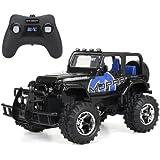 New Bright R/C Mopar Jeep Car w/ Full Function Radio Control (1:15 Scale)