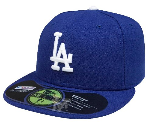 MLB Los Angeles Dodgers Authentic On Field Game 59FIFTY Cap (7 7/8)