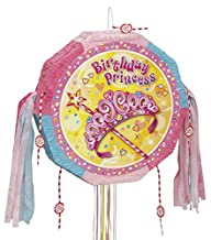 Pretty Princess Pinata, Pull-String