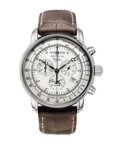 Zeppelin 76801 - Cronografo da uomo