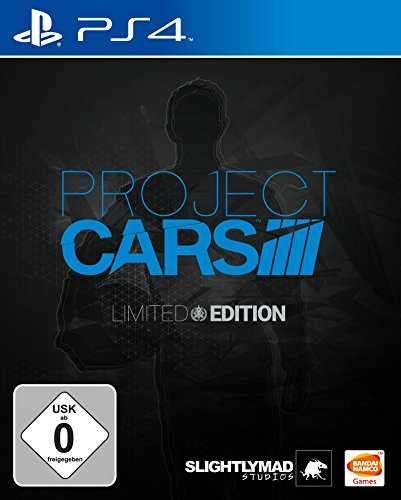 Project CARS - Limited Edition - Steelcase (exklusiv bei Amazon.de) - [Playstation 4]
