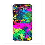 FUSON Designer Back Case Cover For Samsung Galaxy J5(2017) (Holi Rang Panchami Festive Of Colours)