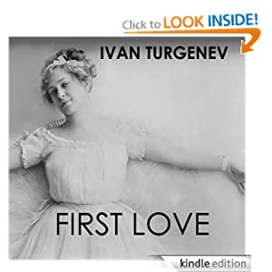 FIRST LOVE (illustrated)