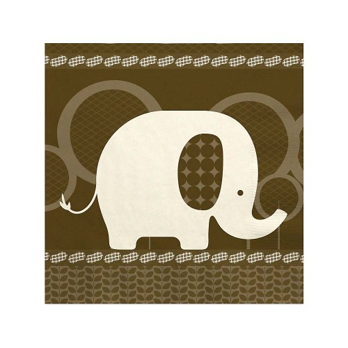 Baby Shower Invitations Elephant