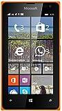 Nokia 435 Smartphone, 8 GB, Marchio TIM, Orange [Italia]