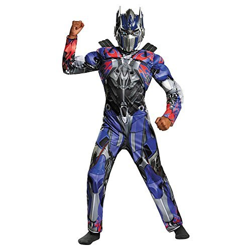 Transformers Age of Extinction Optimus Prime Childs Dress-Up Costume - Size S (4-6)
