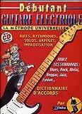 echange, troc Jj Rebillard - Rébillard : Débutant Guitare Electrique Tab (+ 1 CD)
