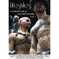 Lifestyles: A Cultural Look at Gay Male Sexuality Vol. 1