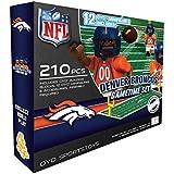 NFL Denver Broncos Game Time Set