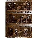 50 Weihnachtslieder für Trompete in B und Tuba (Bariton, Posaune) / 50 Christmas Songs For Trumpet and Tuba (Spielpartitur...
