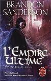 """Afficher """"Fils des brumes n° 1<br /> L'Empire ultime"""""""
