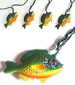Bobber on shoppinder for Fish string lights