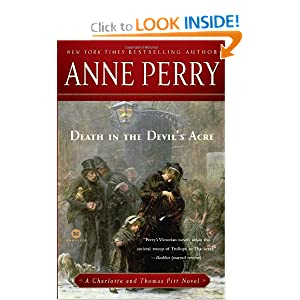 Download Death in the Devil's Acre: A Charlotte and Thomas Pitt Novel (Mortalis)