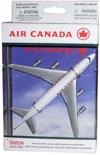 Air Canada Single Plane