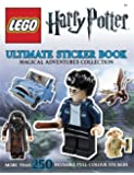 LEGO® Harry Potter Magical Adventures Ultimate Sticker Book (Lego Harry Potter Sticker Book)