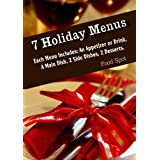 7 Holiday Menus ~ Food Spot