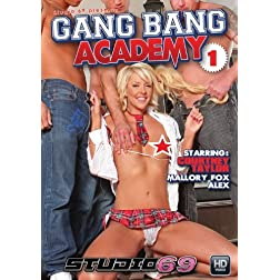 Gang Bang Academy #1