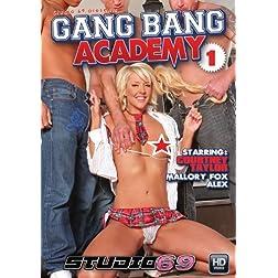 Gang Bang Academy #1